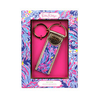Shrimply Chic Key Fob by Lilly Pulitzer