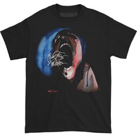 "Pink Floyd Men's  Roger Waters ""The Wall"" Screamer T-shirt Black"