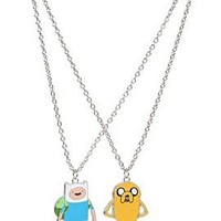 Adventure Time Finn And Jake Necklace 2 Pack - 136252