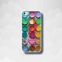 iPhone 4, 4S, 5 Case - Color Palette