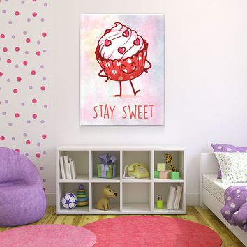 Stay Sweet Canvas Set