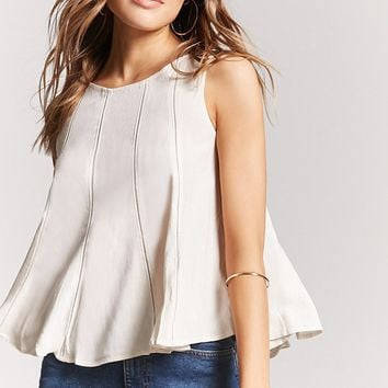 Ladder Cutout Swing Top