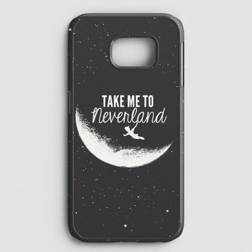 Peter Pan Take To Me Neverland Samsung Galaxy Note 8 Case