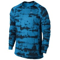 Nike Dri-FIT Miler Long Sleeve T-Shirt - Men's at Foot Locker