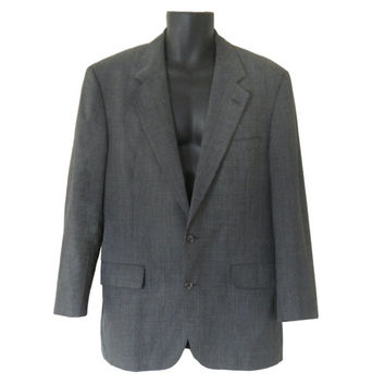 Brooks Brothers Blazer Brooks Brothers Suit Gray Blazer Men Sport Coat Men Suit Jacket Free Shipping Men Clothing Men Clothes Sport Jacket