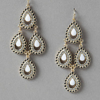 MIDTOWN CHANDELIER EARRINGS