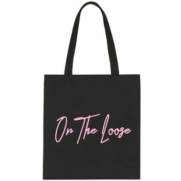 "Niall Horan ""On The Loose"" Tote Bag"