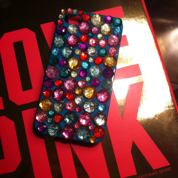 Bedazzled iPhone 4/4s case