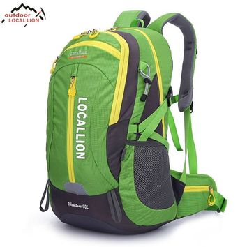 Ultralight Waterproof Polyester Mountaineering Backpack