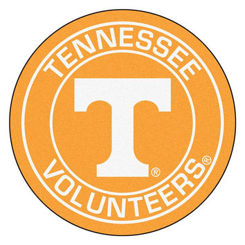 Tennessee Volunteers NCAA Rounded Floor Mat (29in)