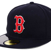 Boston Red Sox MLB High Crown Legacy Collection 59FIFTY Cap