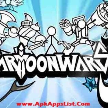 Cartoon Wars 3 Mod Apk Hack Android Game from apkappslist com