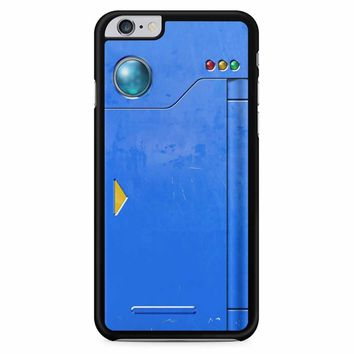 Realistic Pokedex Blue iPhone 6 Plus / 6S Plus Case