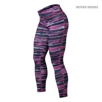 Better Bodies Printed Tights