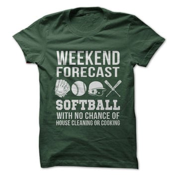 Weekend Forecast Softball