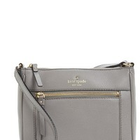 kate spade new york 'cobble hill - deni' leather crossbody bag | Nordstrom