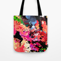 Fashion Accessory Gift For Her Art tote bag Colorful Tote Bag CanvasTote Bag 13 x 13 Inch Tote Bag Christmas Gift