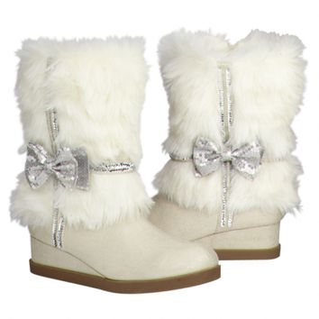 Fur Shaft Boots | Girls Boots Shoes | Shop Justice