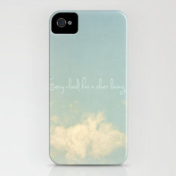 Every Cloud...... iPhone Case by secretgardenphotography [Nicola] | Society6