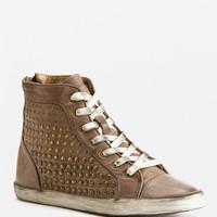 Frye Kira Stud High-Top Sneaker