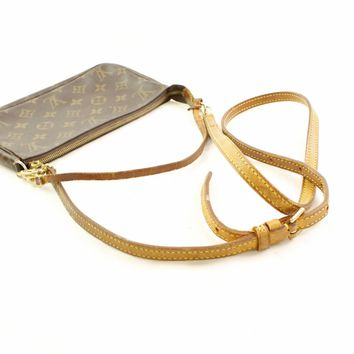 Authentic Louis Vuitton Accessories Pouch Pochette Accessoires M40712 114597