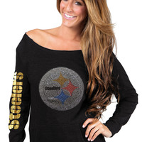 PIttsburgh Steelers Women's Official NFL Team Fleece