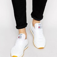Reebok | Reebok Classic Leather R12 Sneakers M45029 at ASOS