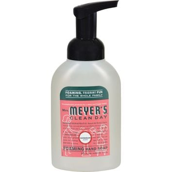 Mrs. Meyer's Clean Day - Foaming Hand Soap - Watermelon - Case Of 6 - 10 Fl Oz