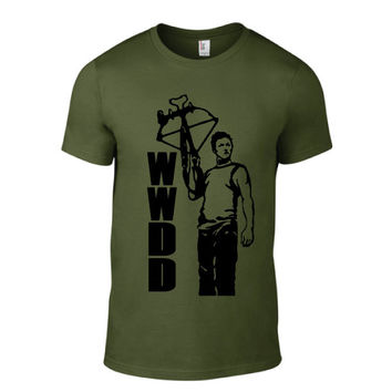 What Would Daryl Dixon Do? T-Shirt | Walking Dead | Nerd Shirts | Awesome Shirts | Geeky | The Walking Dead | Norman Reedus