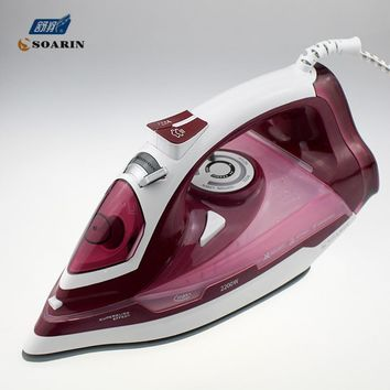 Steam Iron for Clothes Selfcleaning Steamer Iron Clothing FREE SHIPPING!