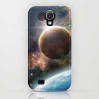 Welcome to the Space iPhone & iPod Case by Liz Molnar
