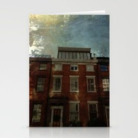 neighborly Stationery Cards by inourgardentoo | Society6