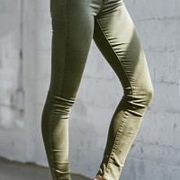 Bullhead Denim Co. Pine Dreamy Jeggings at PacSun.com