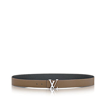Products by Louis Vuitton: LV Initials 40MM Reversible Taurillon belt