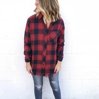 Reyse Plaid Shirt