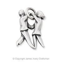 Dancing Couple Charm from James Avery