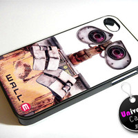 Wall-E Robot Disney iPhone 4S Case Hard Plastic