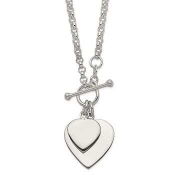 Best Sterling Silver Toggle Necklace Products on Wanelo 2c3ffe52c