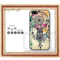 Disney iPhone 5 case iPhone 5c case iPhone 5s case iPhone 4 case iPhone 4s case, iPhone case, Phone case Dream Catcher --S041