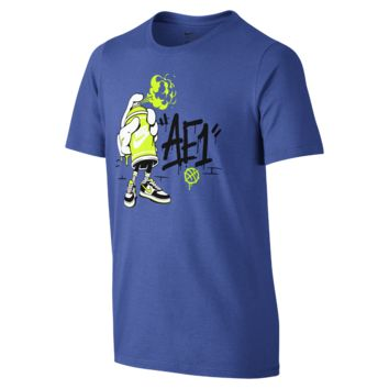 Nike Cartoon Air Force 1 Boys' T-Shirt