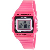 Casio Women's Classic Watch Quartz Mineral Crystal W-215H-4AV - Walmart.com