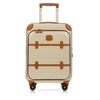 Bric's Designer Travel Bags Bellagio Business 21 Carry-On Spinner