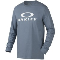 Oakley Bark Repeat Long Sleeve Tee Shirts