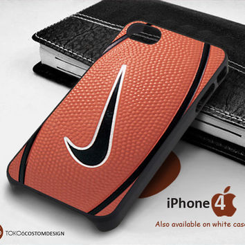 Nike Basketball Logo For Iphone Case for iPhone 4/4S, iPhone 5/5S, iPhone 6, iPod 4, iPod 5, Samsung Galaxy Note 3, Galaxy Note 4, Galaxy S3, Galaxy S4, Galaxy S5, Galaxy S6, Phone Case