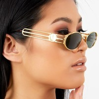 Vintage Plain Jane Sunglasses