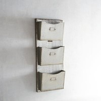 Magnolia Home Letterbox Wall Station