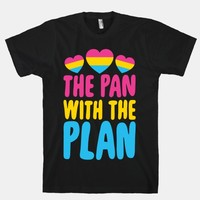 The Pan With The Plan
