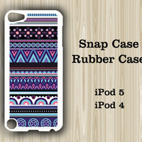 French Ethnic Pattern Touch 5 Case iPod Touch 4 Case