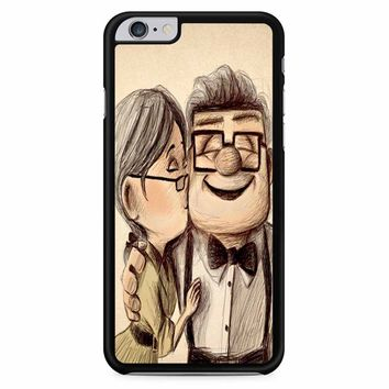 Up Disney Pixar Carl And Ellie iPhone 6 Plus / 6s Plus Case