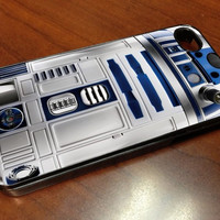 R2D2 ROBOT STAR WARS  iPhone Case and Samsung Galaxy Case
